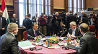 V4 prime ministers' meeting in Budapest