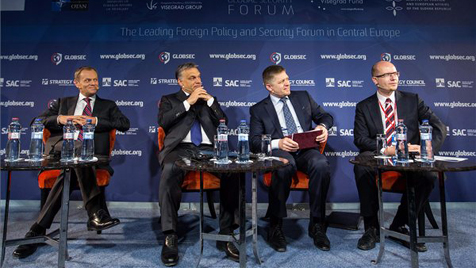 Central Europe must receive security guarantees
