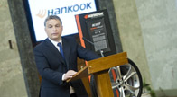 Strategic Partnership Agreement concluded with Hankook