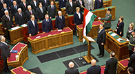 Prime Minister Orbán re-elected by Parliament