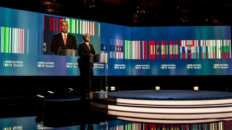 Prime Minister opened German public broadcaster WDR's Forum event