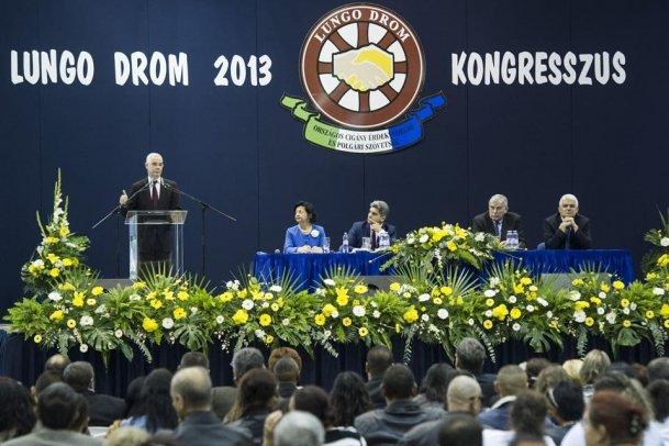 Lungo Drom kongresszus Szolnokon