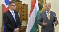 Hungary and Iceland have successfully recovered from the crisis