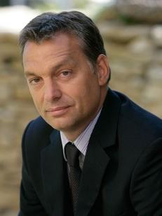 Viktor Orbán, předseda Maďarské vlády
