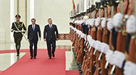 Viktor Orbán in China